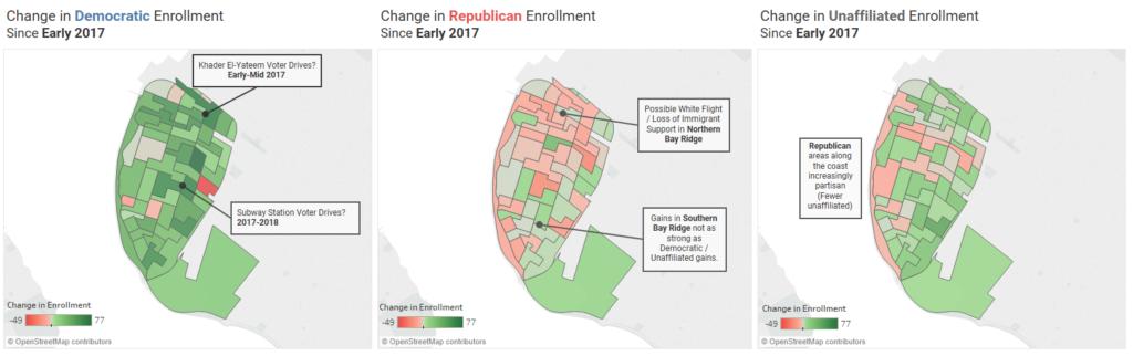 Subway Map Bay Ridge Area.Analyzing The 2019 Public Advocate Race In Bay Ridge