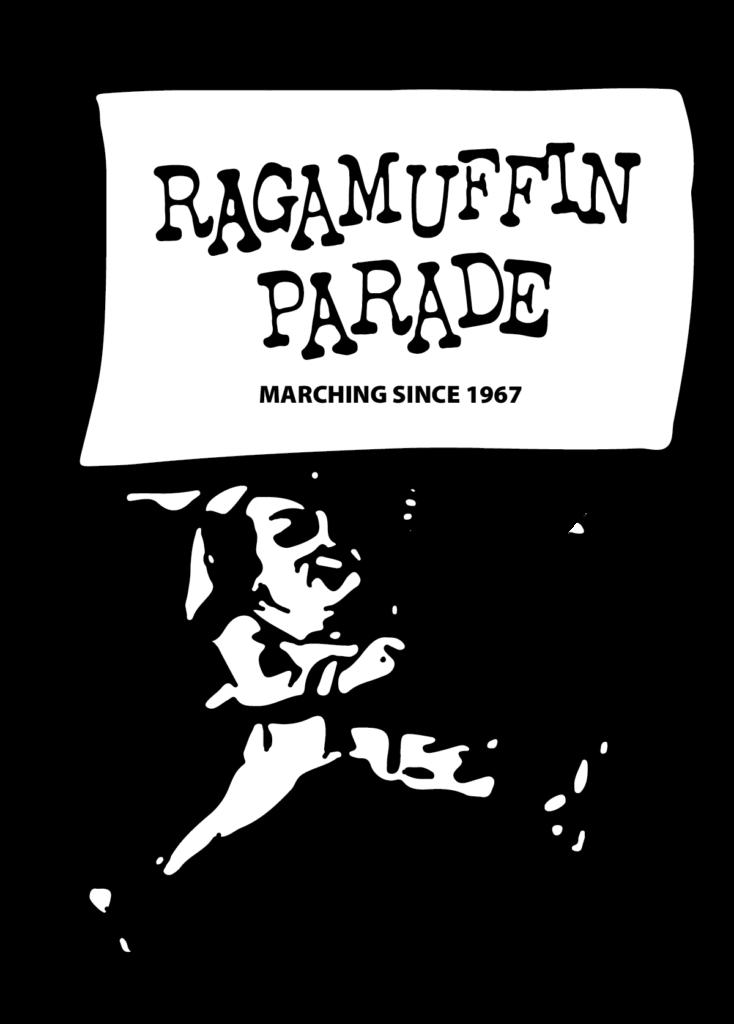 Logo for the Bay Ridge Ragamuffin Parade